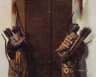 The Doors of Tamerlane — Василий Верещагин