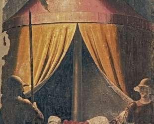 Сон Константина — Пьеро делла Франческа