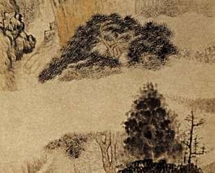 The drunk poet — Шитао