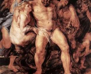 The Drunken Hercules — Питер Пауль Рубенс