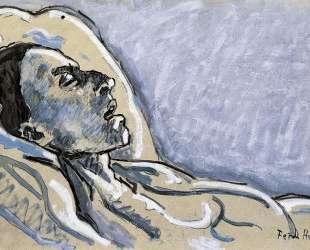 The Dying Valentine Gode-Darel — Фердинанд Ходлер