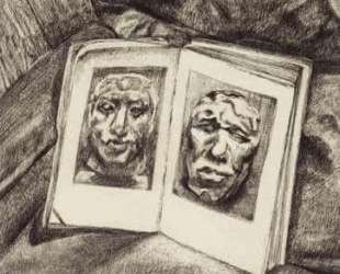 Египетская книга — Люсьен Фрейд