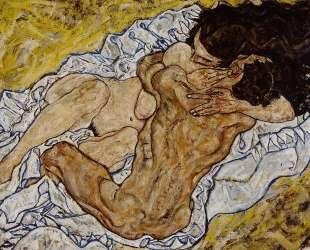 The Embrace — Эгон Шиле