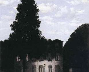 The empire of lights — Рене Магритт
