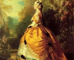 The Empress Eugenie — Франц Ксавер Винтерхальтер