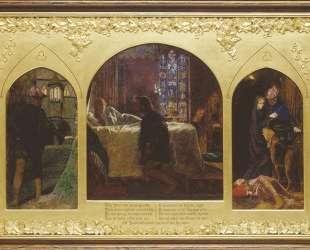 The Eve of St. Agnes — Артур Хьюз