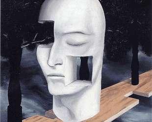 The face of genius — Рене Магритт