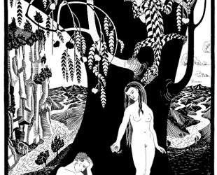 The Fall of Man — Мауриц Корнелис Эшер