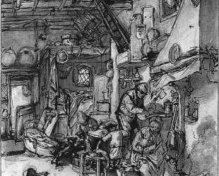 The Family — Адриан ван Остаде