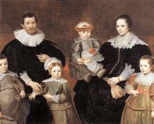 The Family of the Artist — Корнелис де Вос