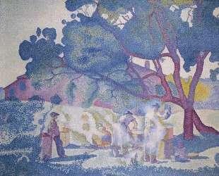 The Farm, Morning — Анри Эдмон Кросс