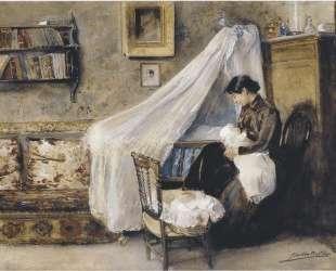 The First child — Хоакин Соролья