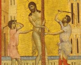 Бичевание Христа — Чимабуэ