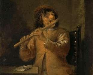 The Flautist — Давид Тенирс Младший