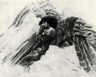 The Flying Demon — Михаил Врубель