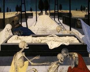 Надгробный плач — Поль Дельво