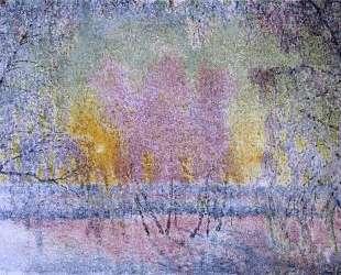 Сказка инея и восходящего солнца — Игорь Грабарь