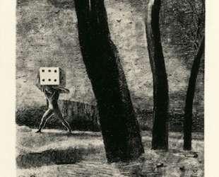 The Gambler — Одилон Редон