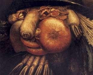 Садовник — Джузеппе Арчимбольдо