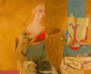 The glazier — Виллем де Кунинг