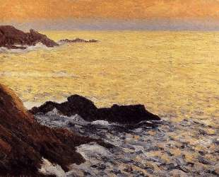 The Golden Sea — Quiberon — Максим Мофра