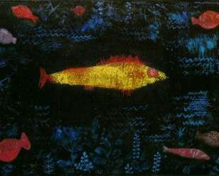 The Goldfish — Пауль Клее