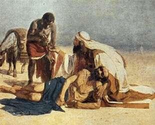Милосердный самаритянин — Василий Суриков