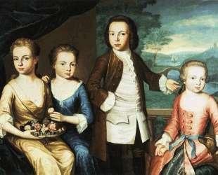 Дети семьи Гор — Джон Синглтон Копли