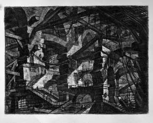 The Gothic Arch — Джованни Баттиста Пиранези