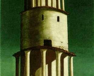 Великая башня — Джорджо де Кирико