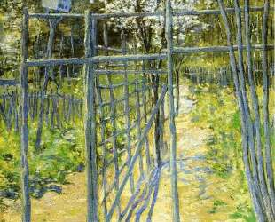 The Grey Trellis — Джулиан Олден Вейр