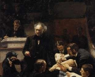 The Gross Clinic — Томас Икинс