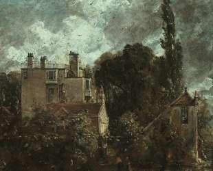 Адмиральский дом (Роща) — Джон Констебл