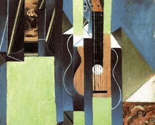 The Guitar — Хуан Грис