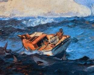 The Gulf Stream — Уинслоу Хомер