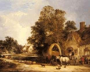 The Half Way House, Thatcham — Уильям Шайер
