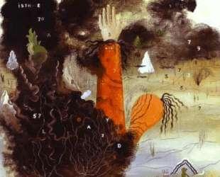 Рука в облаках — Ив Танги