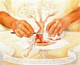 The Hands of Dr Moore — Диего Ривера
