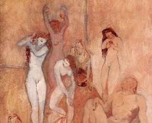 The Harem — Пабло Пикассо