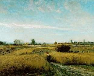 Урожай — Шарль-Франсуа Добиньи