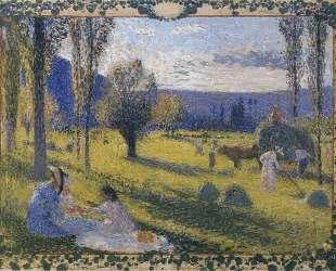 The Harvest — Анри Мартен