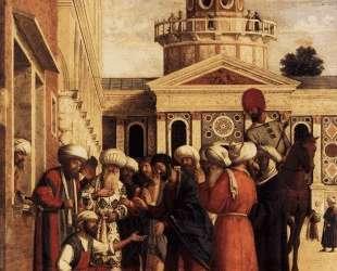 The Healing of Anianus — Чима да Конельяно