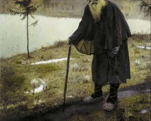The Hermit — Михаил Нестеров