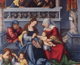 Святое семейство — Лукас Кранах Старший