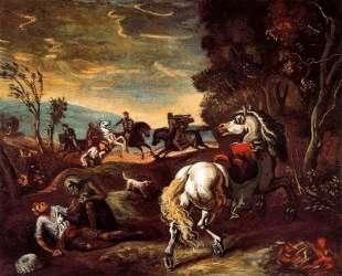 Лошадь пропала — Джорджо де Кирико