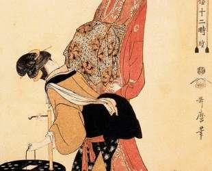 The Hour of the Dog — Китагава Утамаро