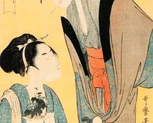 The Hour of the Hare — Китагава Утамаро