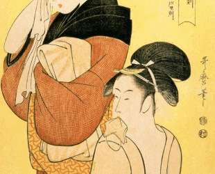 The Hour of the Oxx — Китагава Утамаро