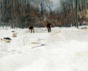The Ice Cutters — Джулиан Олден Вейр