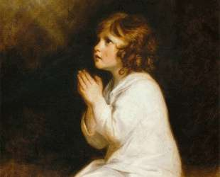 The Infant Samuel — Джошуа Рейнольдс